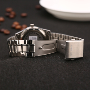 Image 4 - Berny mężczyźni zegarek kwarcowy moda Top luksusowa marka Relogio Saat Montre Horloge Masculino Erkek Hombre japonia ruch 2191M