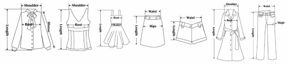 Size Measurement Method