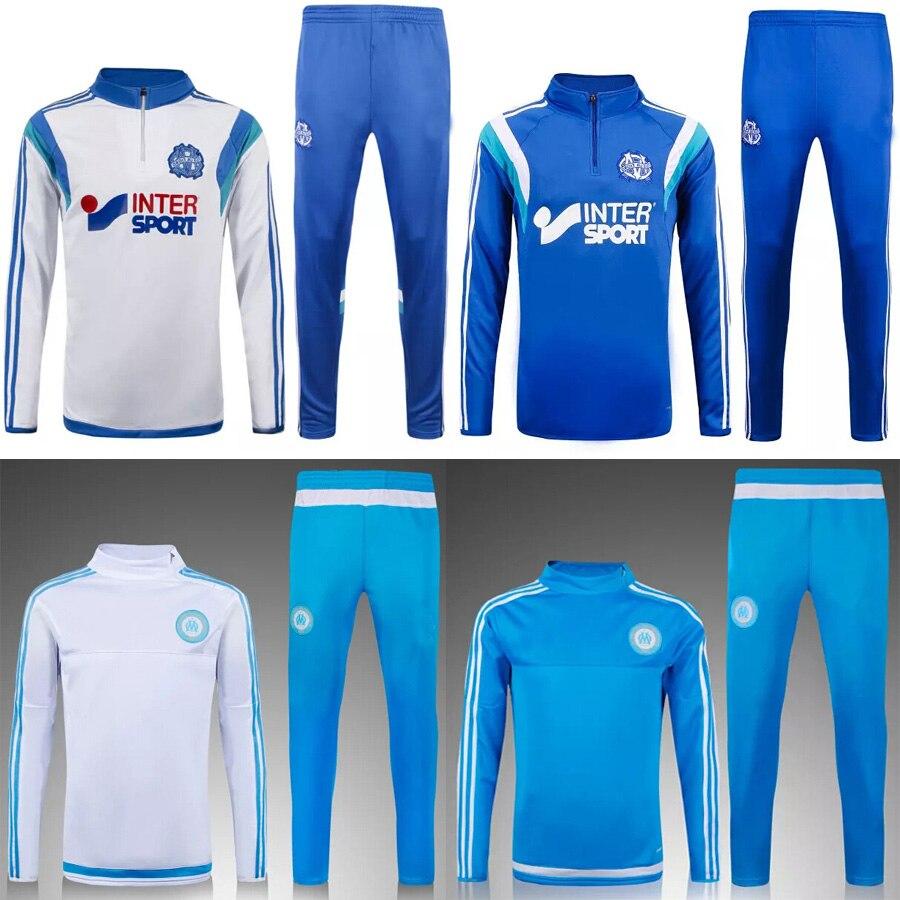 2015 2016 Olympique De Marseille De formation