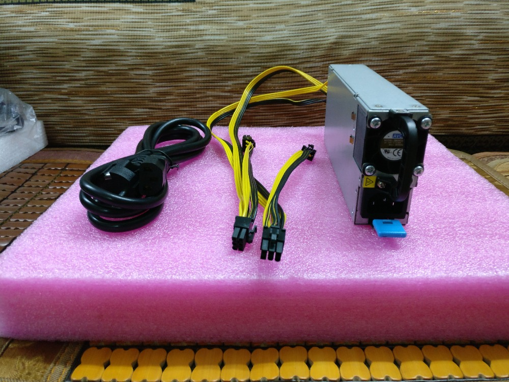 BTC LTC bergleute für power, ultra-kleine größe, geräuscharm, 750 watt 12 v 62A ausgang. Einschließlich 4 STÜCK 6 p stecker. Freies verschiffen!!!!