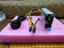 LTC BTC mineros para la energía, ultra-pequeño tamaño, bajo nivel de ruido, 750 W 12 V salida 62A. incluyendo 4 PICE 6 P conector. envío libre!!!!