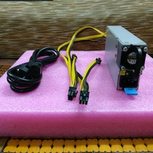 Miners BTC LTC for Power-Ultra-Small-Size Low-Noise 750W 12V 62A Output. Including 4PICE