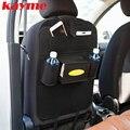 Kayme универсальный автомобиль back seat организатор держатель tablet сумка для хранения изолированные авто мульти карман стул для детей