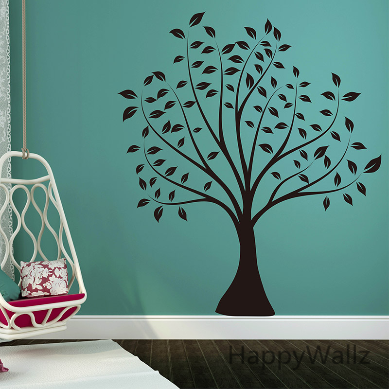 Large Tree Wall Sticker Photo Tree Wall Decal Family Wall Decoration Easy Wall Decals Diy Tree