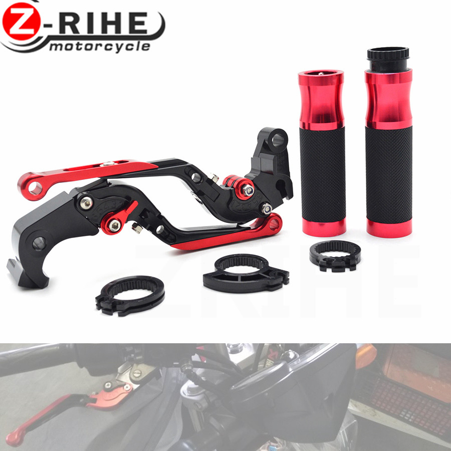Motorcycle Aluminum alloy Adjustable Folding Extendable Brake Clutch Lever For yamaha FZ1 FAZER 2006-2013 XJ6 DIVERSION 09-2015 motorcycle adjustable cnc aluminum brakes clutch levers set motorbike brake for yamaha fz1 fazer 2006 2013 xj6 diversion 09 15