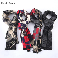 Ravi Town Scarf 2017 Summer Burst Models Fashion And Business Jacquard Brushed Long 180cm