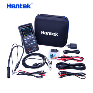 Image 5 - Hantek 2D82 AUTO Digital Oscilloscope มัลติมิเตอร์ 4 IN1 2 ช่อง 80MHz สัญญาณการวินิจฉัยยานยนต์ 250MSa/S