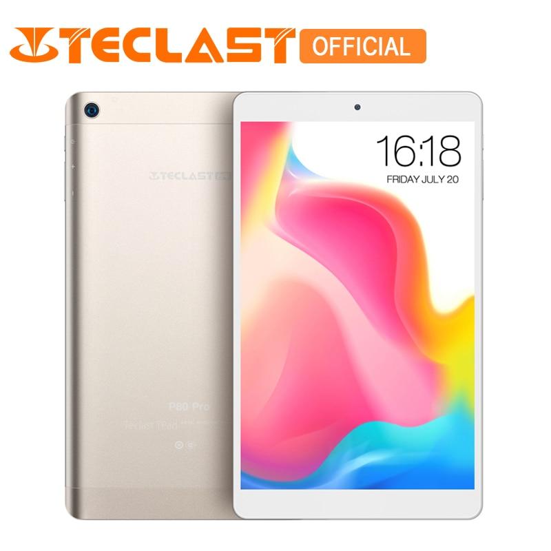 "Teclast P80 Pro Android 7,0 MTK8163 4 ядра 1,3 ГГц 2 ГБ Оперативная память 32 ГБ Встроенная память Двойной Wi-Fi gps HDMI Двойной камеры 8,0 ""1920*1200 Tablet PC"