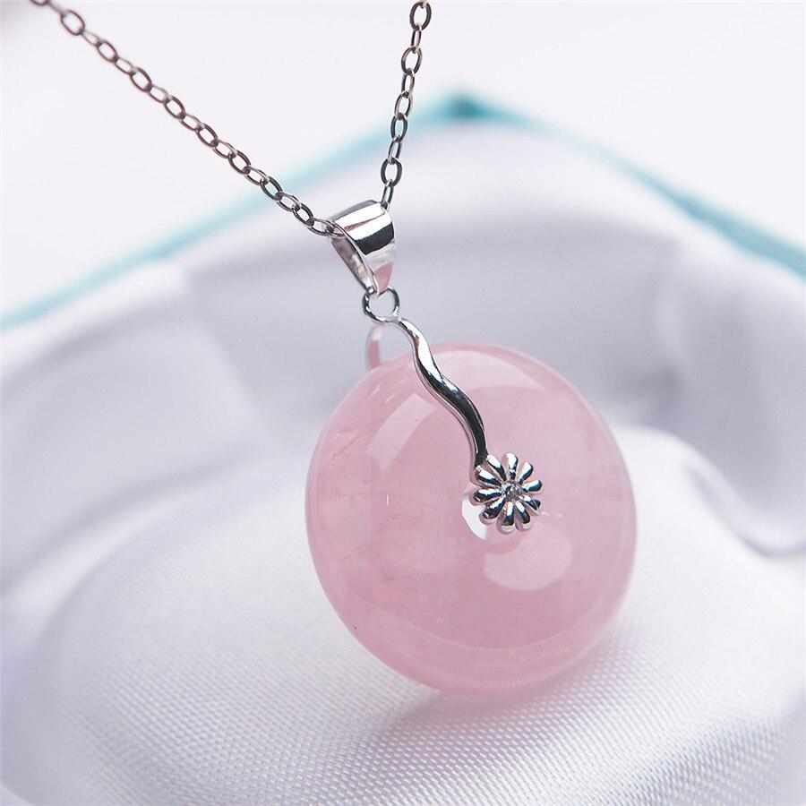 Polymer Clay Mushroom Pendant Crystal Jewelry Nature Inspired Jewelry Polymer Clay Pendant Serpentine Stone Crystal Pendants