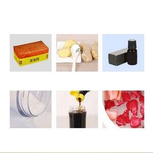 Image 5 - 自動赤外線電気 12 足マッサージローラー加熱されたマシン足ケア装置バレルスパバス治療ローラー脚マッサージ