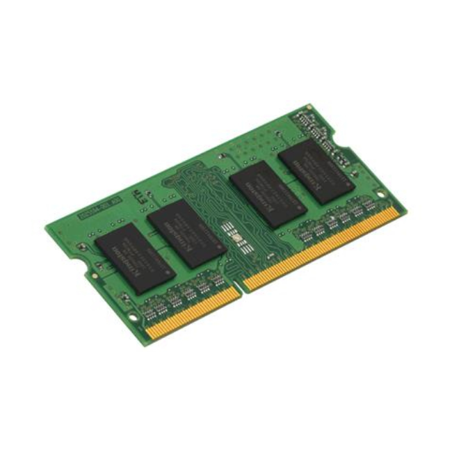 Module Kingston Technology ValueRAM 4 GB DDR3 1333 MHz, 4 GB, 1x4 GB, DDR3, 1333 MHz, SO-DIMM 204 brochesModule Kingston Technology ValueRAM 4 GB DDR3 1333 MHz, 4 GB, 1x4 GB, DDR3, 1333 MHz, SO-DIMM 204 broches