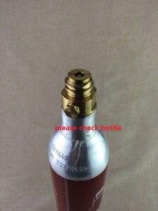 Image 3 - Sodastream CO2 ミニガスレギュレータCO2 充電器キット 0 90 psi陳腐コーネリアス樽充電器ヨーロッパソーダストリームビールkegerator