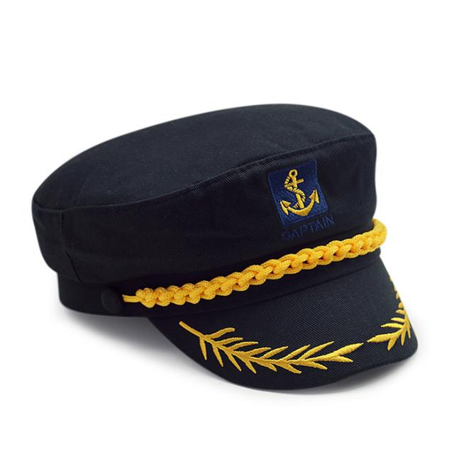 Vintage Captain Hat