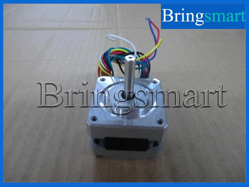 Bringsmart Two-Phase Six-Wire 35 Stepper Motor 1.8 Degree Micro Slow 28MM small motor-driven DC motors aiyima 1pcs stepper motors 1a5 1v39 2 phase 4 wire 1 8 degree two phase four wire micro step motor second hand moteur