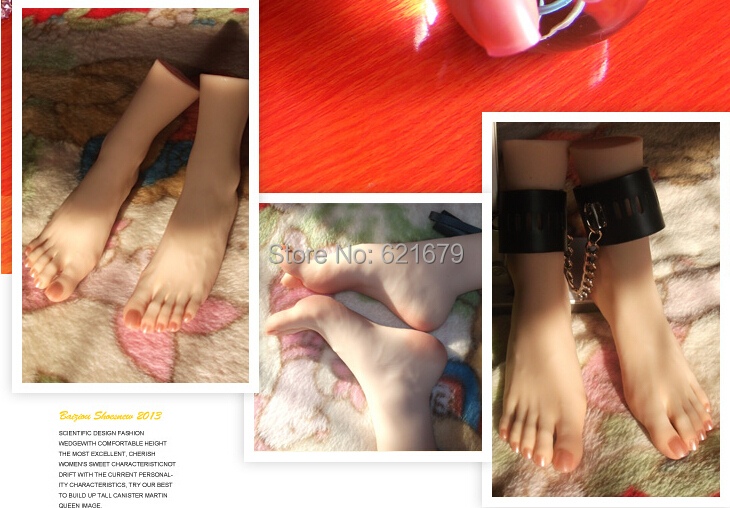 NEW sexy girls gorgeous pussy foot fetish feet lover toys clones model high arch sex dolls product feet worship 16