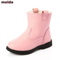 EUR 26 36 New 2017 Autumn Fashion Winter Boots For Girls Snow Boots Kids Slip On