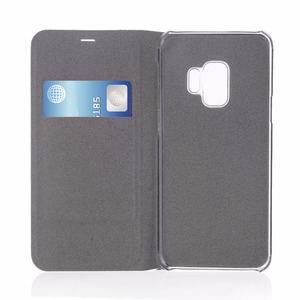 Image 2 - FDCWTS Flip Cover Leather Case For Samsung Galaxy S9 Plus S9 Wallet Phone Case Cover With ID Credit Card Holder For Samsung S9