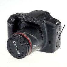 Karue DC05 Цифровая камера 12 миллионов пикселей камера Профессиональная зеркальная фотокамера 4X цифровой зум светодиодные фары дешевая распродажа камеры