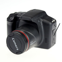 2Mp Max 5MP CMOS Sensor SLR Digital Camera With 1280x720P HD Video And 2 8 Color