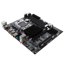 New X58 Desktop Motherboard Lga 1366 Professional Stable Practical Ddr3 For L/E5520 X5650 Recc