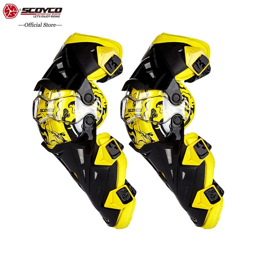 SCOYCO-protection pour vtt, genou, protection pour motocross, Anti-chute, coupe-vent extrême, pour le cyclisme, pour le cyclisme, pour le cyclisme
