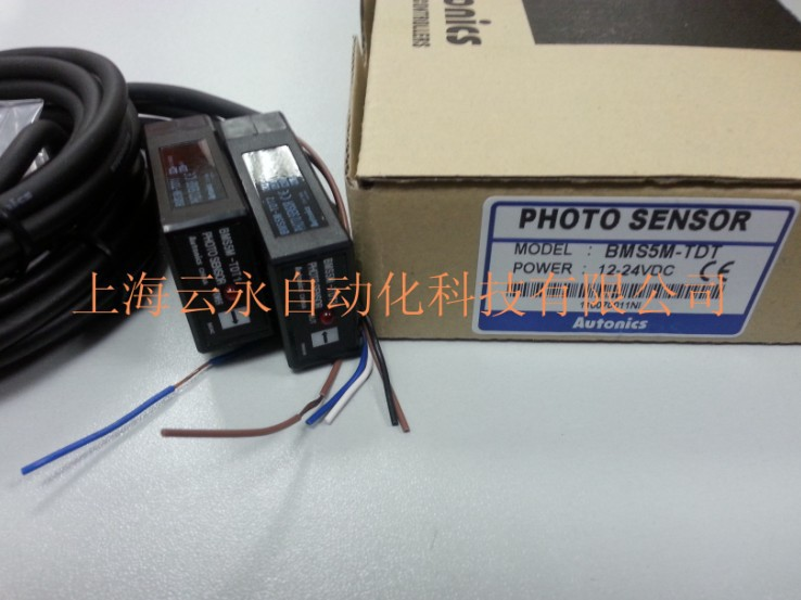new original BMS5M-TDT Autonics photoelectric sensors цена