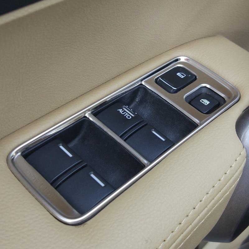 Chrome Side Door Handle Cover Trim For 2007 2008 2009-2011 Honda CR-V CRV