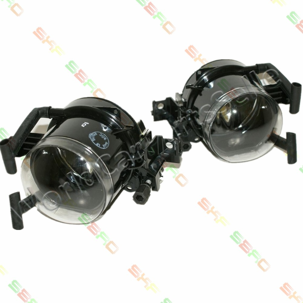 For BMW E65 E66 2001 02 03 04 05 car styling fog lights 1 SET FOG