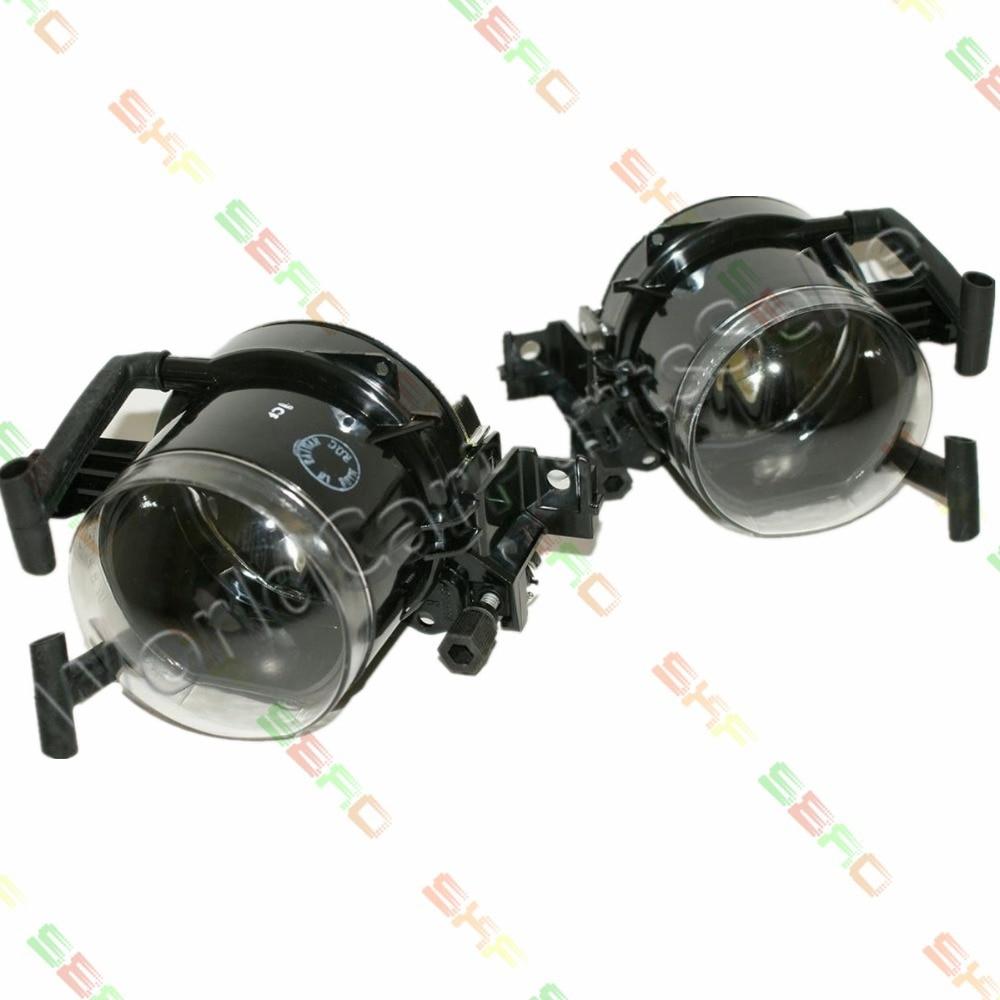 цена на For BMW E65 E66 2001/02/03/04/05 car styling fog lights 1 SET FOG LAMPS