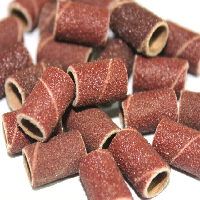 Professional Sandpaper Heads Set for Electric Nail Drills