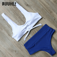 RUUHEE 2017 Bikini Swimwear Women Swimsuit Bathing Suit New Design Bikini Set 2017 Female Summer Beachwear