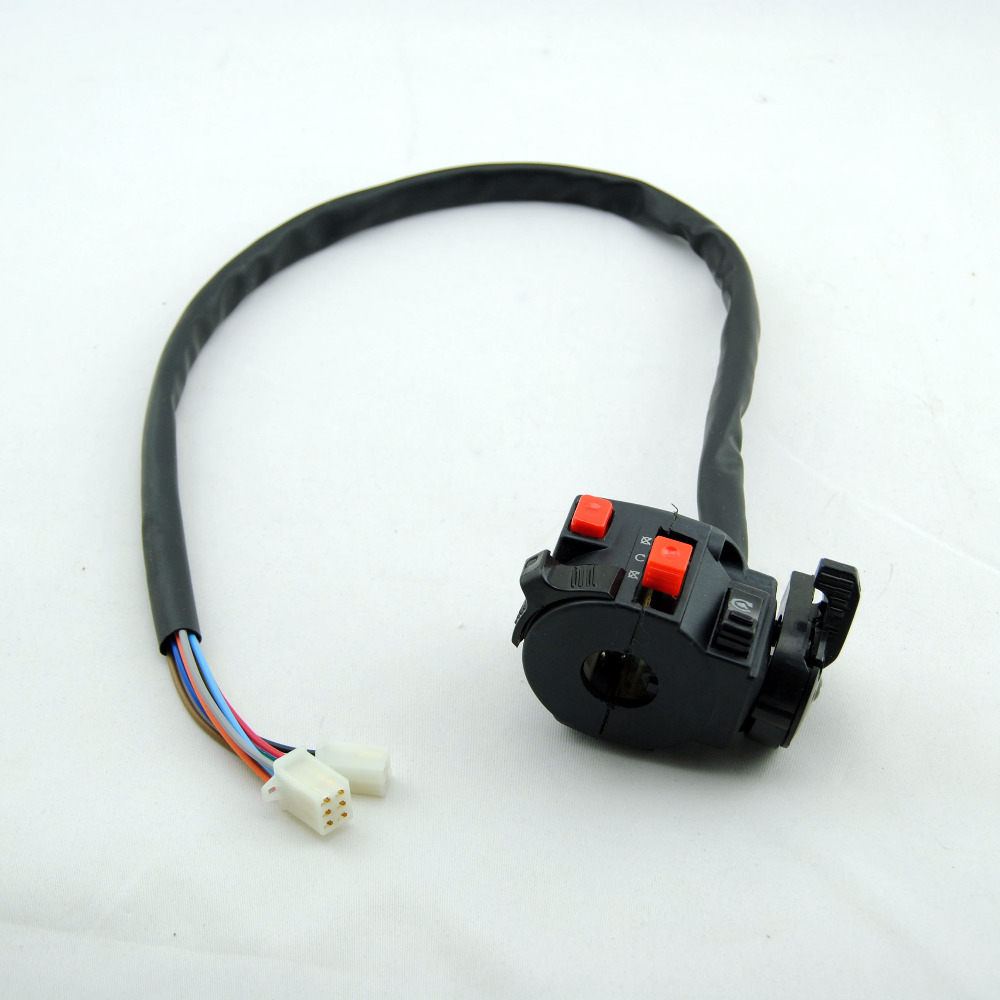 250cc Switch Quad Wiring Harness 200 Chinese Electric Start Loncin Zongshen Ducar Lifan Free Shipping In Atv Parts Accessories From Automobiles