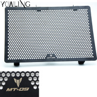 MT09 Logo 2013 For Yamaha FZ09 FZ 09 MT 09 MT09 2013 Motorcycle Radiator Protective Cover