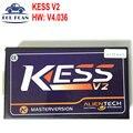 Nuevo Firmware V4.036 V2.30 Unidad Principal KESS ECU Chip Tuning Maestro KESS V2 No Token Limitada KESS V2 OBD2 Tuning Kit
