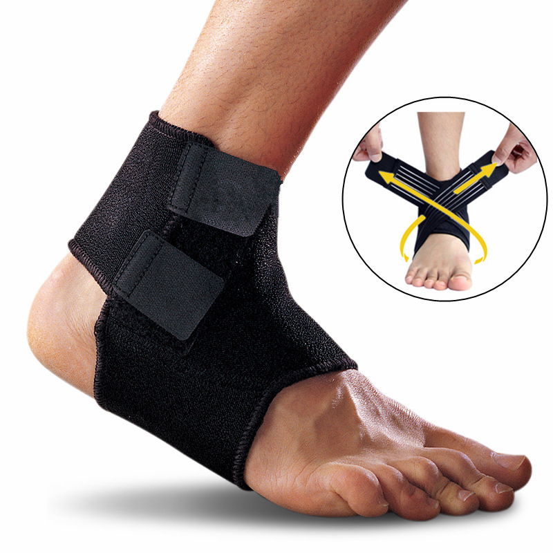 Robesbon Ankle Brace Support Ankle Weights Strap Foot Protector Adjustable For font b Fitness b font