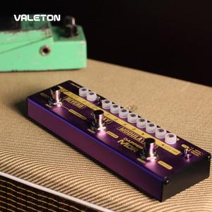 Image 5 - Valeton multi efeitos guitarra pedal dapper mdr de atraso reverb chorus phaser vibrato tremolo flanger analógico digital fita atraso