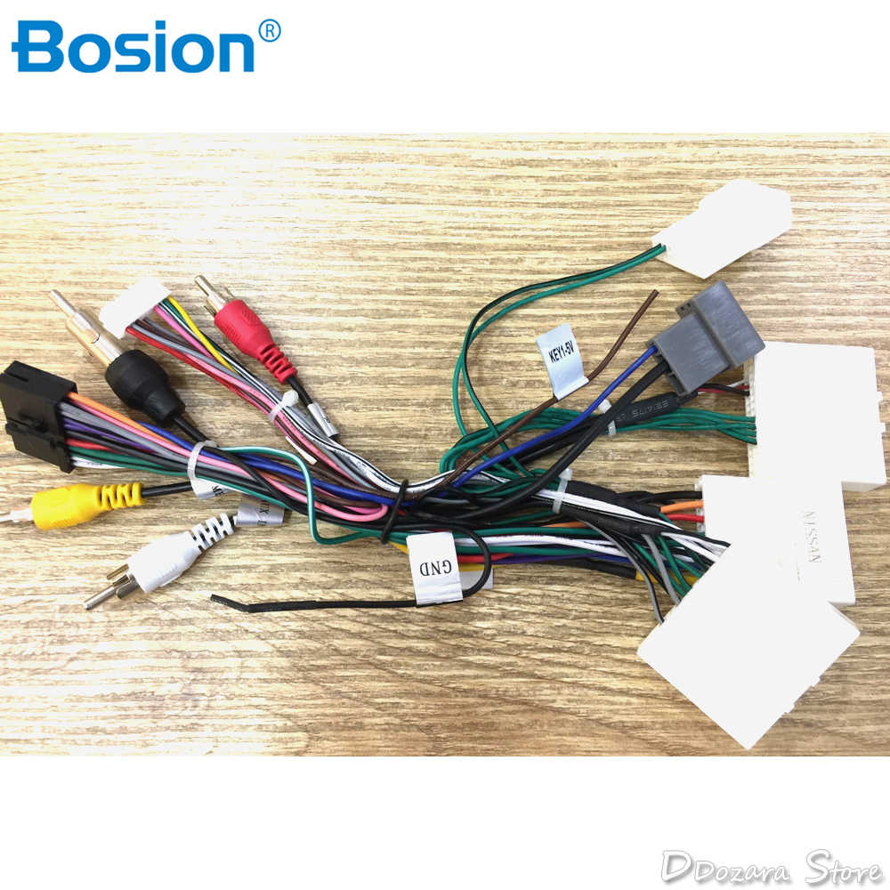 Detail Feedback Questions about Car ISO Radio Wire Wiring ... on