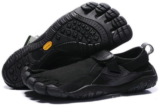 five fingers shoes for long walking men canoeing five fingers anti-slip  canoe shoes pro kayaking players gear good grip footwear d2872f996acd