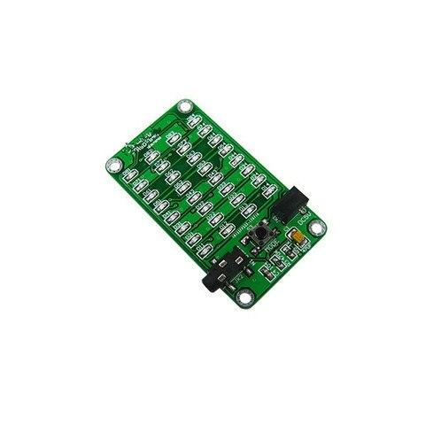 8*4 Level Indicator Kit SMD Soldering Practice Board Audio Spectrum Indicator Electronic Production Parts DIY Kit AMP board Multan