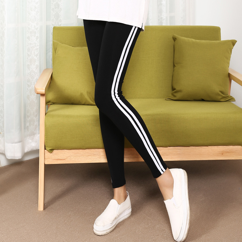 2016 Mujeres Leggings Deportivos Para Pantalones Transpirables Mujeres High Stretched Skinny Leggings D176