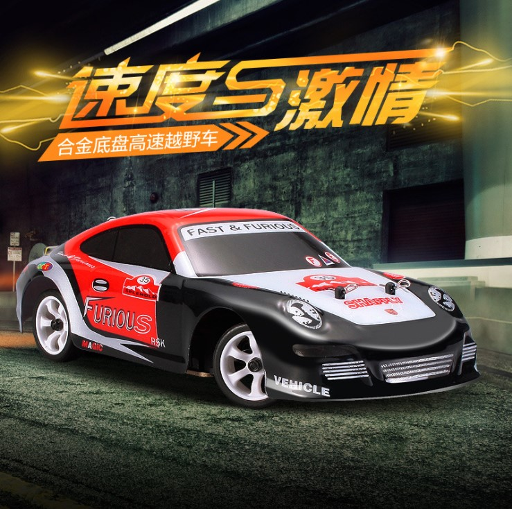 High Speed 1:28 30KM/H RC Car Electric Drift Off-road Rally Racing Cars 4WD K969 rc car toy