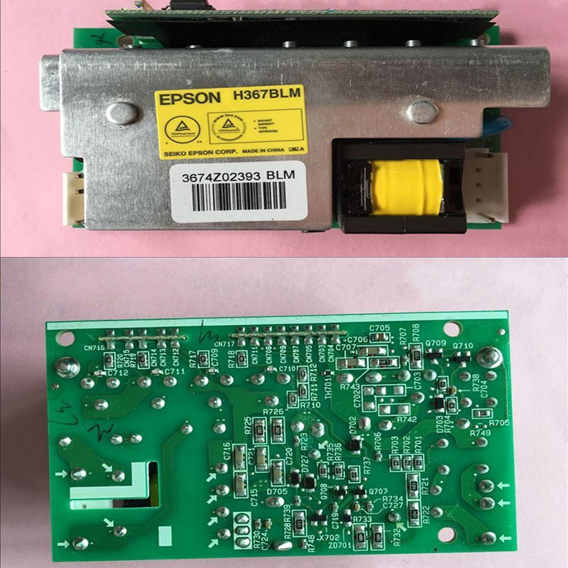 Original H367BLM1 yellow lable projector ballast board for EB-C2000X/C2010X/C2010XH/EB-C2020XN/C2030XN/C2040XN lamp power supplyOriginal H367BLM1 yellow lable projector ballast board for EB-C2000X/C2010X/C2010XH/EB-C2020XN/C2030XN/C2040XN lamp power supply
