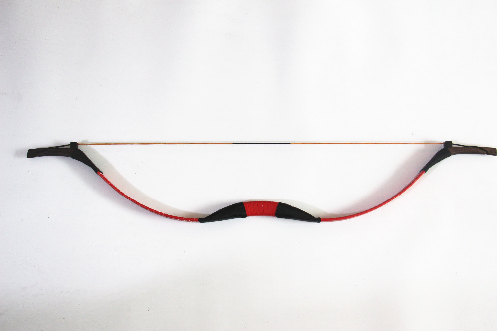 30lbs 26 Draw Length Archery Hunting Recurve Red Traditional Bow for Women and Girls скетчбук 30 листов dream and draw 1069016