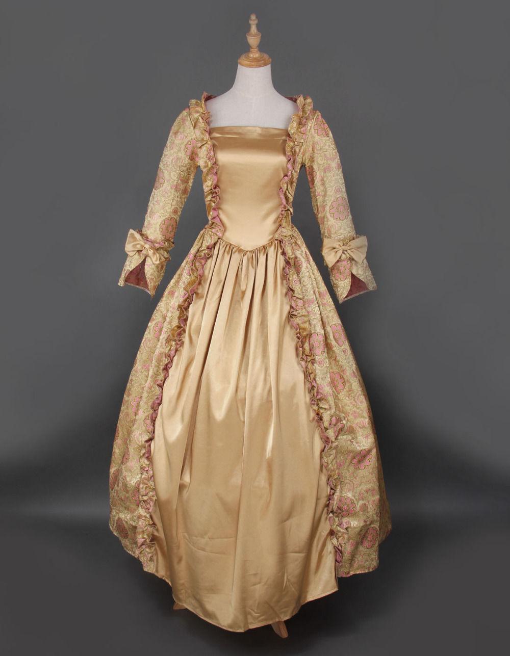 Famous Short Gown 18Th Century Illustration - Ball Gown Wedding ...
