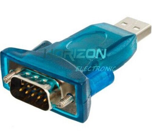 CH340G USB 2.0 až 9kolíkový adaptér RS232 portu sériového - Inteligentní elektronika