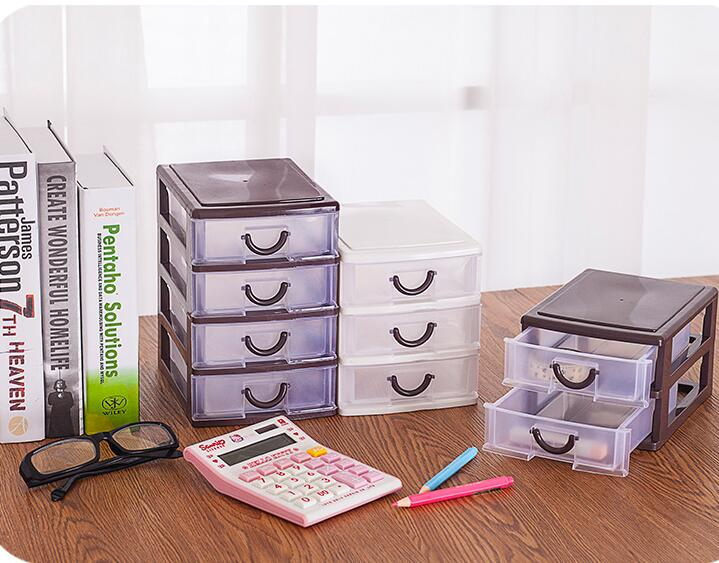 joy small stationery plastic drawer four layers o cheap office drawers