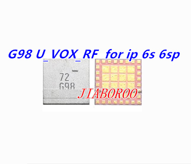 Original and New DIVERSITY LNA IC U_VOX_RF G98 for iphone 6s 6splus on motherboard