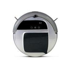 Inteligente Robot Aspirador para el Hogar Eficiente Limpia HEPA Sensor de control Remoto ROBOT de Carga