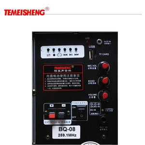 Image 4 - تليكونترول موف 30 واط عالية الطاقة المحمولة مكبر الصوت سمّاعات بلوتوث دعم ميكروفون لاسلكي في الهواء الطلق كاريوكي USB مشغل MP3