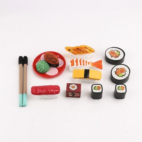criancas brinquedo de aprendizagem precoce japones sushi
